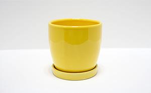 컬러풀 모던팟 B (노랑)