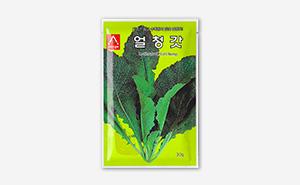 얼청갓 씨앗 (30g)