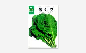 돌산갓 씨앗 (30g)